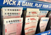The 4 ways of choosing Lottery Numbers