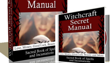 Witchcraft Secret Manual. 75% - Great Sales!