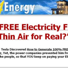 Sky4energy~ New Free Energy Product~ ~ 1st Of Its Kind!