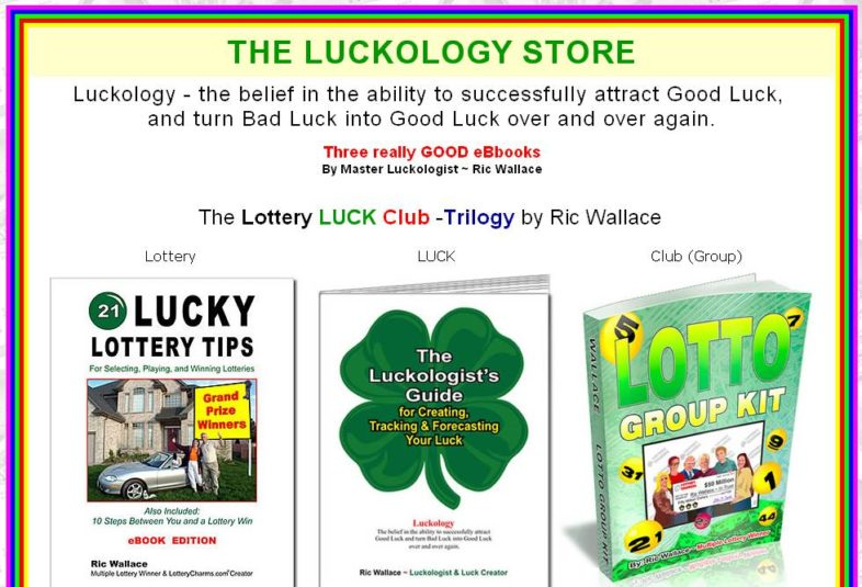 The Luckology Store
