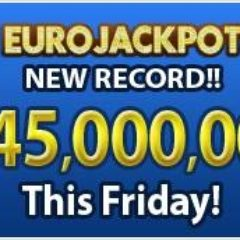 EUROPE - EUROJACKPOT Next Draw OnLine