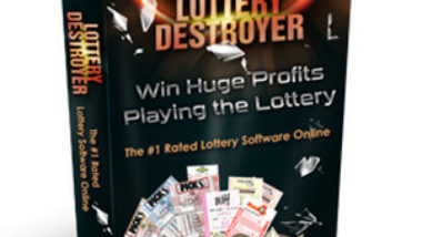 Lottery Destroyer - Amazing Software