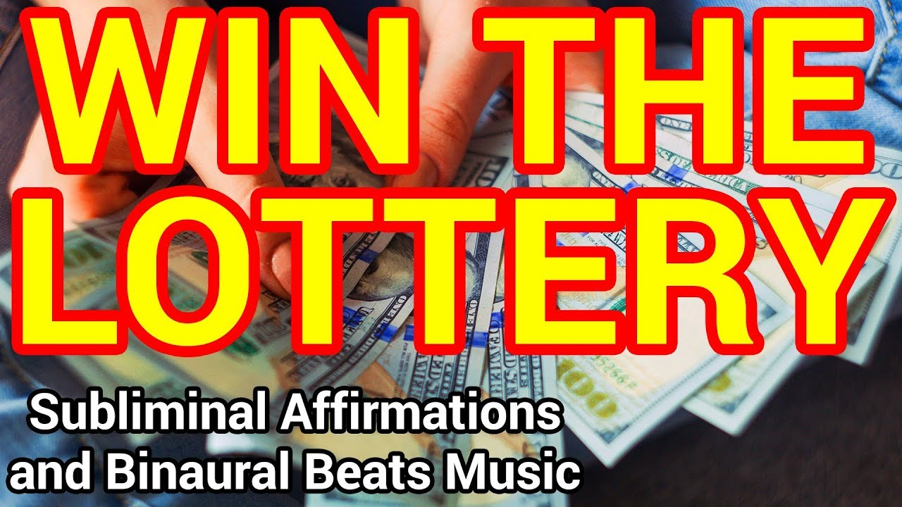 Win The Lottery. Subliminal